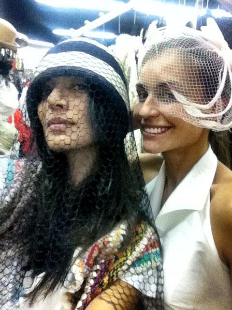 Dressing Marcela Mar for the Emmys