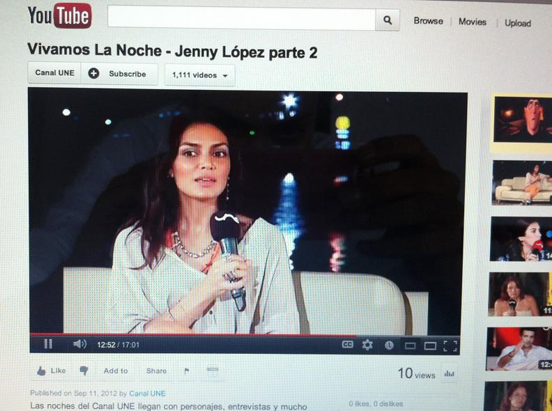 Vivamos La Noche (Entrevista-Interview)