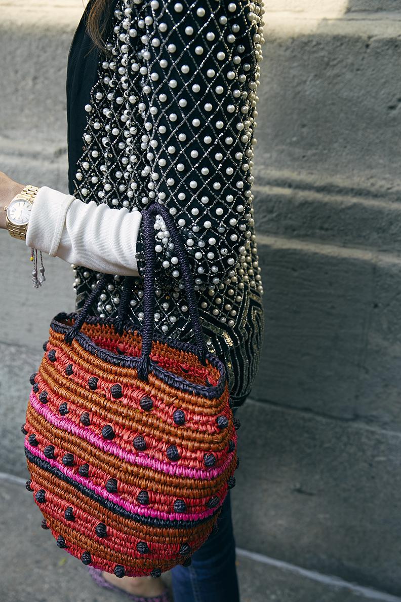 Pearl jacket from Seta Apparel