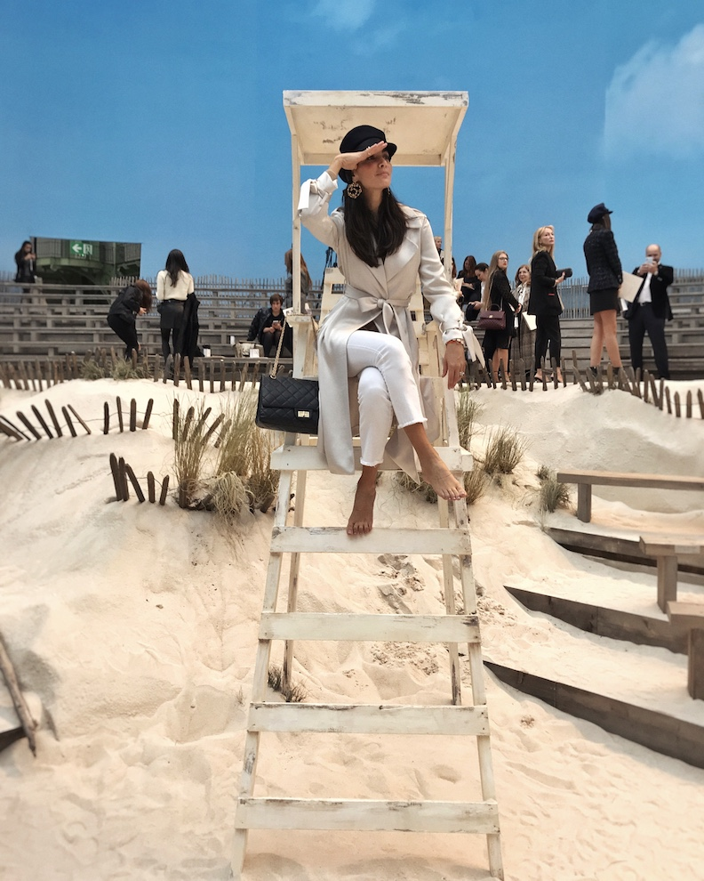 CHANEL BY THE SEA